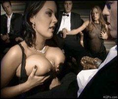 Tit Fuck Porn Gifs