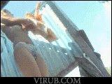 Beach Voyeur Nudist Animations Beach