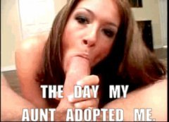Incest Aunt Aunt Adopted