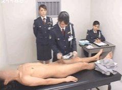 Male Bondage Prisoner Jerked
