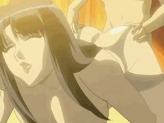 Big Tits Anime Babes Two Facials Of Eve Hentai Anime Tw