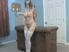 Female Bondage Tiedhop