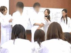 Cfnm Jap Biology Class
