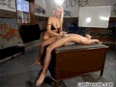 Male Bondage Xana Makes Him Cu