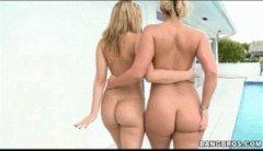 Master Teasing Nude
