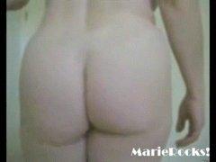 MarieRocks sexy ass