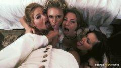 Krissy Lynn & Jenna Presley & Juelz Ventura & Nicole Aniston