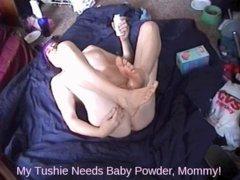 Mark Heffron - Infantile Submissive Femdom Nude