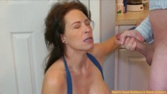 Charlee Chase unwanted facial