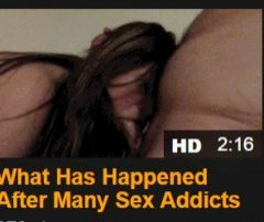 What Happens After Sex Addict Meetings
