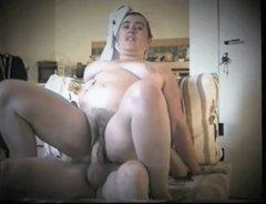 Maryelle Tillie bbw granny whore hard banged